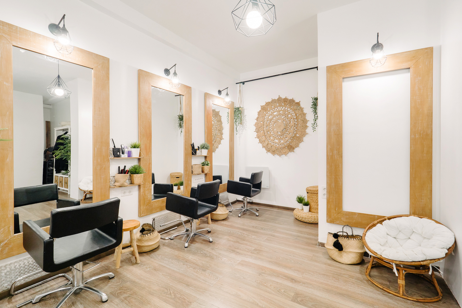 5 simple salon design ideas to make the most of your space
