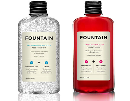 Fountain Beauty and Hyaluronic Molecules