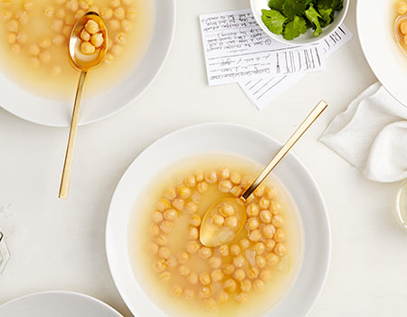 Gwyneth Paltrow's Chickpea Soup