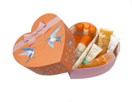 Sanctuary spa 'With Love' set