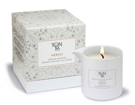 Yon-Ka Neroli Massage Candle
