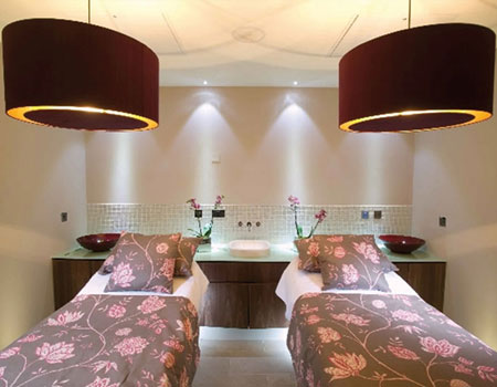 The Halcyon Spa at Bishopstrow Hotel