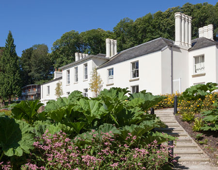 The Clearing Spa at Cornwall Hotel Spa and Estate