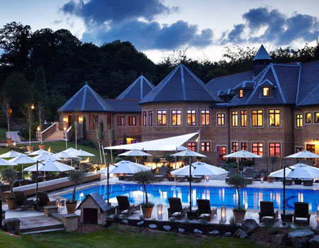 The Spa at Pennyhill Park Hotel