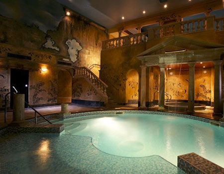 topia Spa at Rowhill Grange Hotel