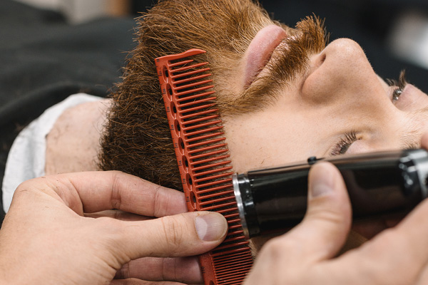 Book beard trims expert grooming