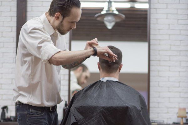 Mens hair cuts grooming
