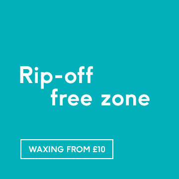 Waxing offers from £10