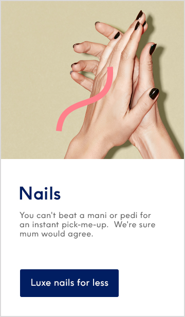 nails mothers day