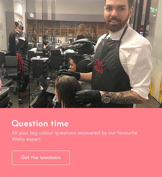 ask the hair expert